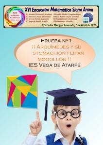 PRUEBA Nº1 ARQUIMEDES. Araceli Andujar Pérez